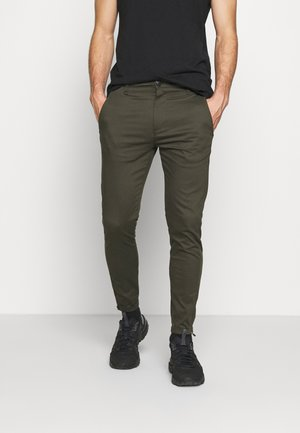 PISA DALE PANTS - Trousers - army