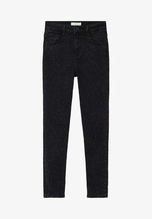 GOLDIE - Jeans slim fit - black denim