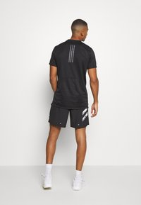adidas Performance - OWN THE RUN RESPONSE RUNNING  - kurze Sporthose - black