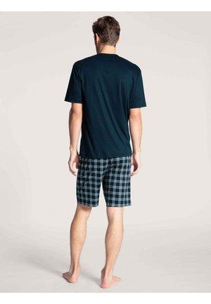 KURZ-PYJAMA - Pyjama set - dark sapphire