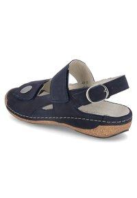 Waldläufer - HELIETT - Sandals - blau - 4