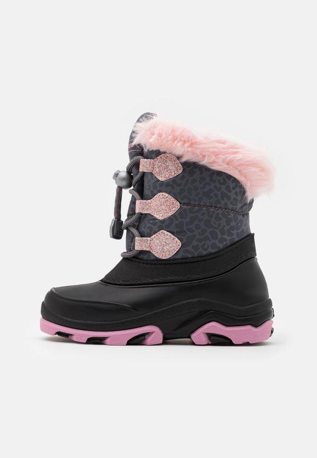 Zimní obuv - dark gray
