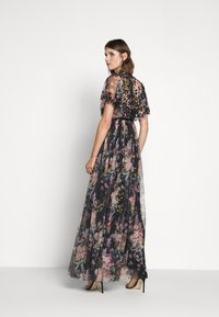 Needle & Thread - FLORAL DIAMOND BODICE MAXI DRESS - Occasion wear - graphite - 2