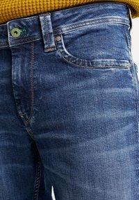 Pepe Jeans - KINGSTON ZIP - Straight leg jeans - wiser wash med used - 3