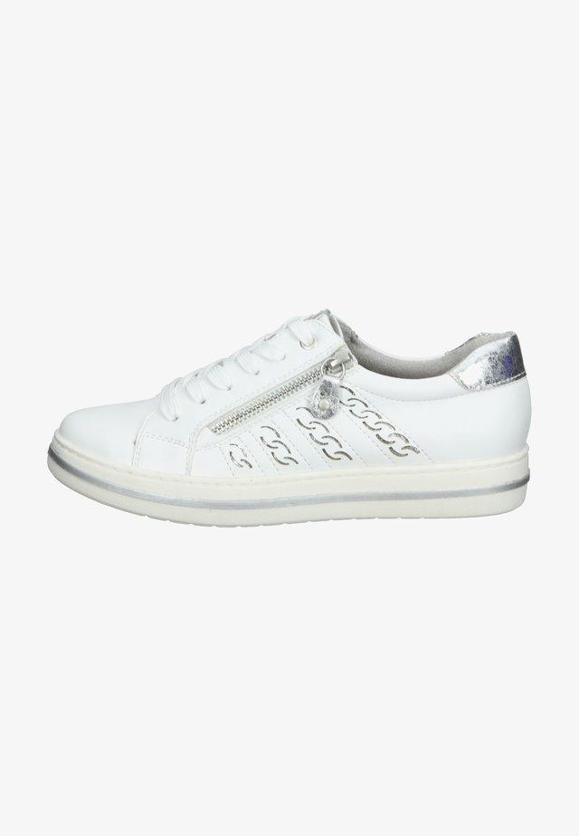 Sneakersy niskie - blanc