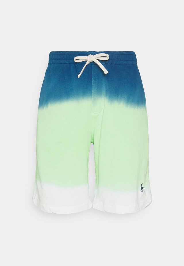 SPA TERRY - Shorts - cruise lime dip