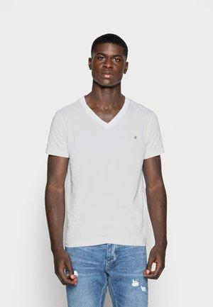 2 PACK - Basic T-shirt - white