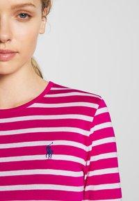 Polo Ralph Lauren - STRIPE - Long sleeved top - accent pink - 4