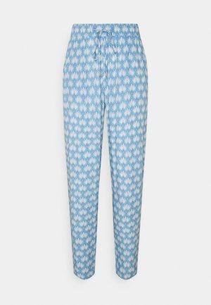 Trousers - blue lagoon