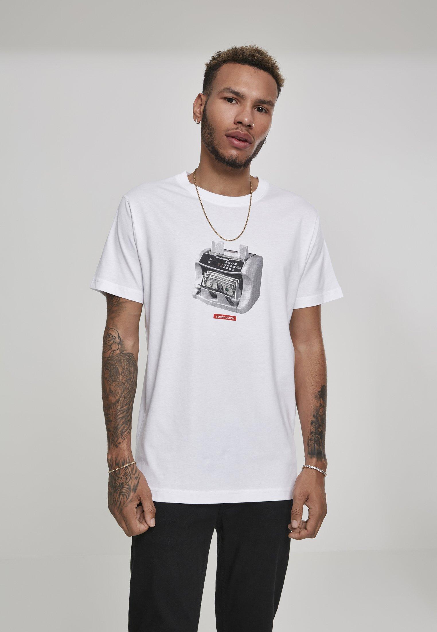 Homme CASHCOUNTER - T-shirt imprimé