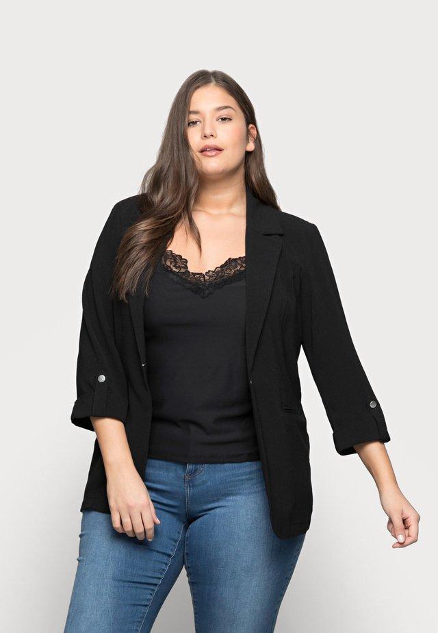 VMRINA - Short coat - black