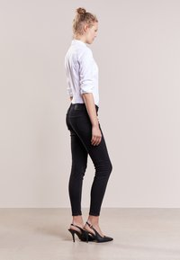 DRYKORN - PAY - Jeansy Skinny Fit - black - 2