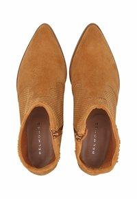 Belmondo - Ankle boots - mittelbraun - 3