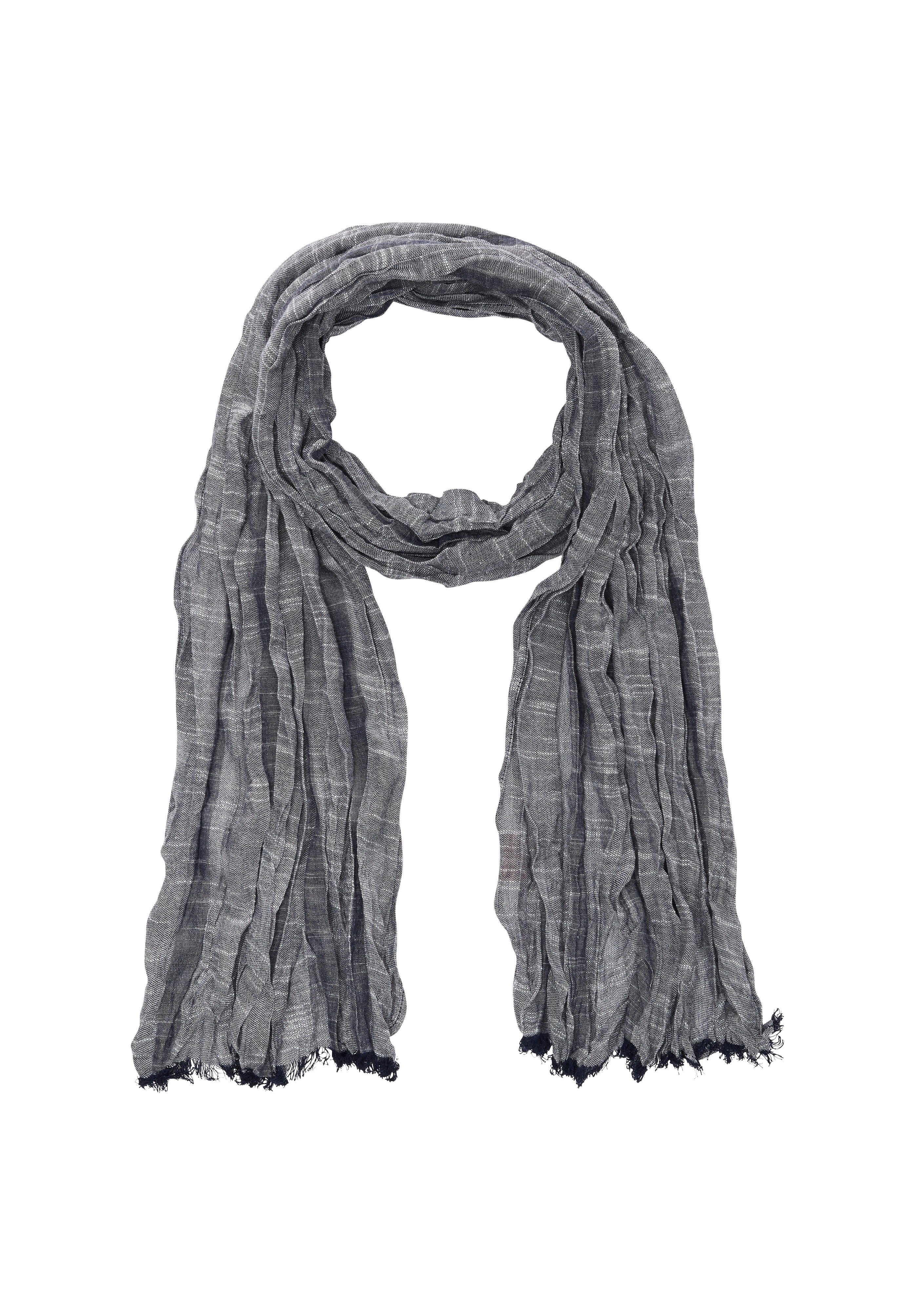 S.oliver Schal - Dark Blue Stripes/dunkelblau