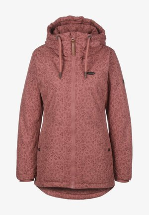 Light jacket - mahagonium