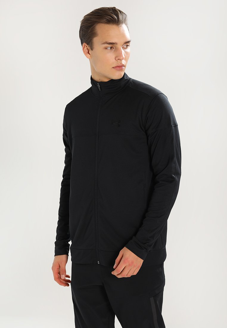 Under Armour - Træningsjakker - black