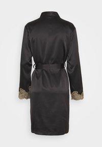 LingaDore - KIMONO - Dressing gown - black insence - 1