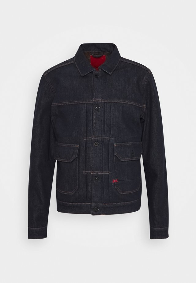 WINSTON JACKET - Giacca di jeans - blue