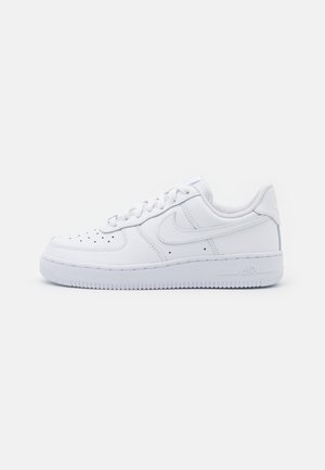 AIR FORCE 1 - Matalavartiset tennarit - white