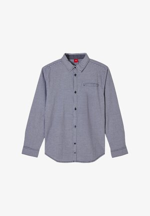 Overhemd - navy check