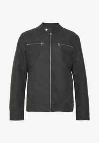 Only & Sons - ONSFAVOUR JUPITER  - Faux leather jacket - phantom - 3