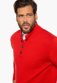 JP1880 - Jumper - red melange - 2