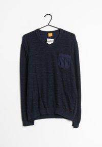BOSS - Sweatshirt - blau - 0
