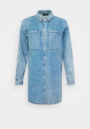 CAILY - Blouse - medium blue denim