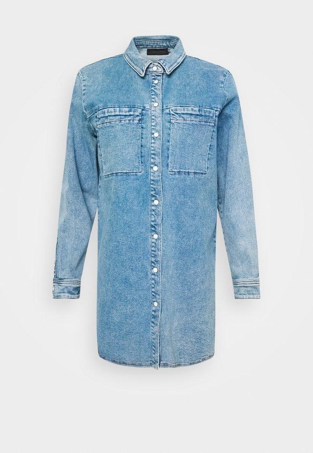 CAILY - Bluser - medium blue denim