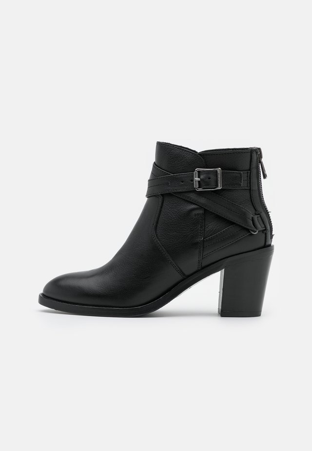 TRIALMASTER - Ankle boot - black