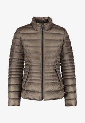 Winter jacket - dunkel taupe