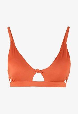 SOLID - Bikinitopp - amber