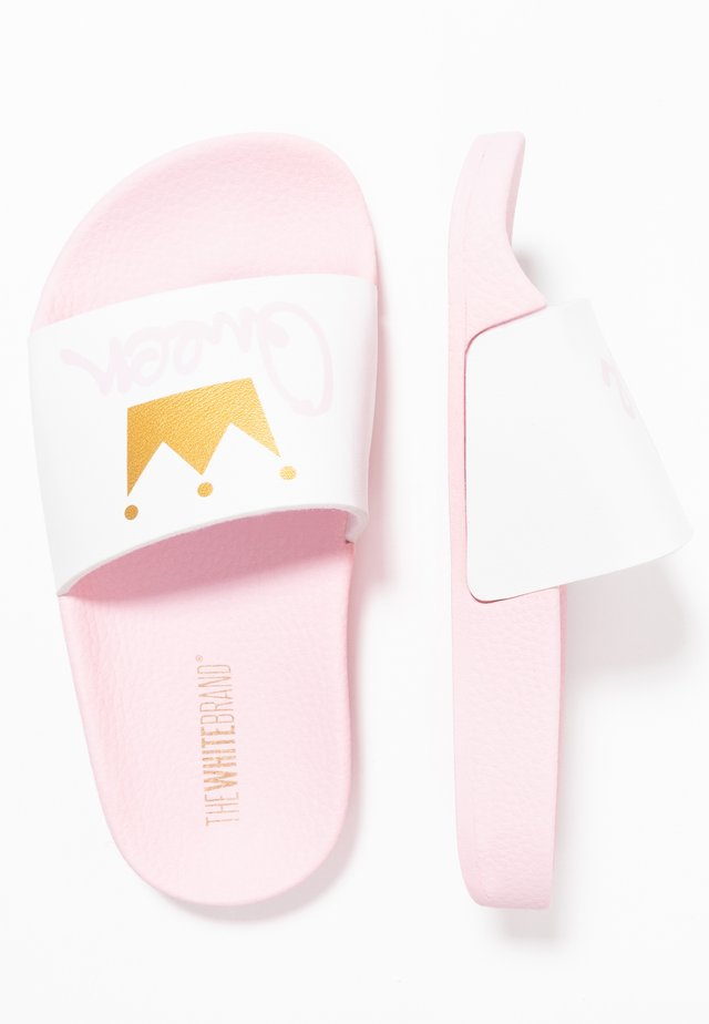 CLASSIC LITTLE QUEEN - Mules - pink