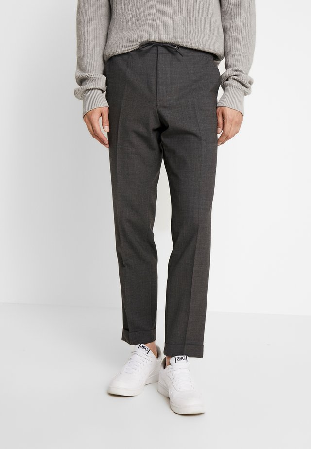 SEBASTIAN  - Pantalon classique - dark grey