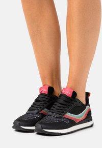 Paul Smith - SHOE RAPPID - Sneakers laag - black - 0