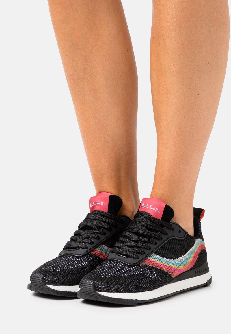 Paul Smith - SHOE RAPPID - Sneakers laag - black