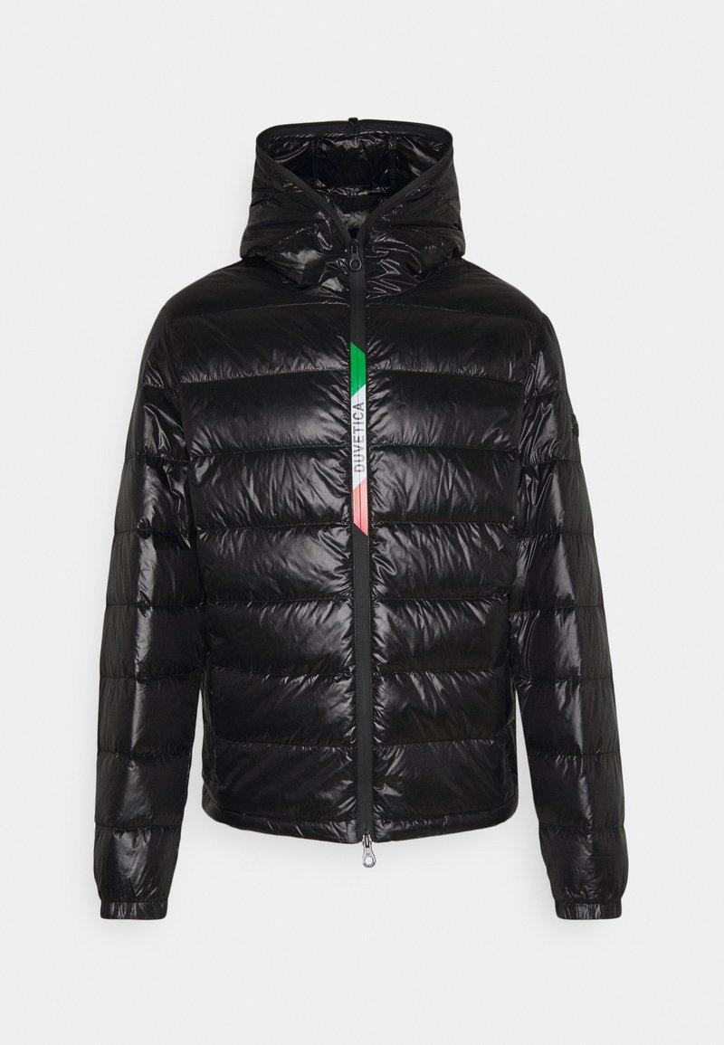 Duvetica - VELUNO - Gewatteerde jas - black