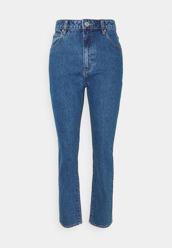 HIGH SLIM - Slim fit jeans - austin blue