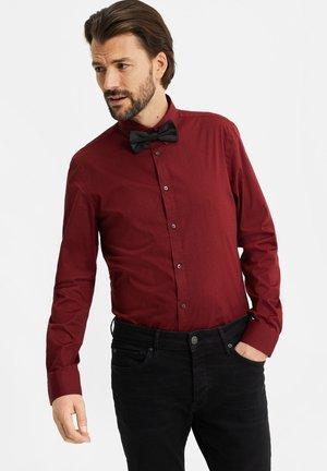 Overhemd - burgundy red