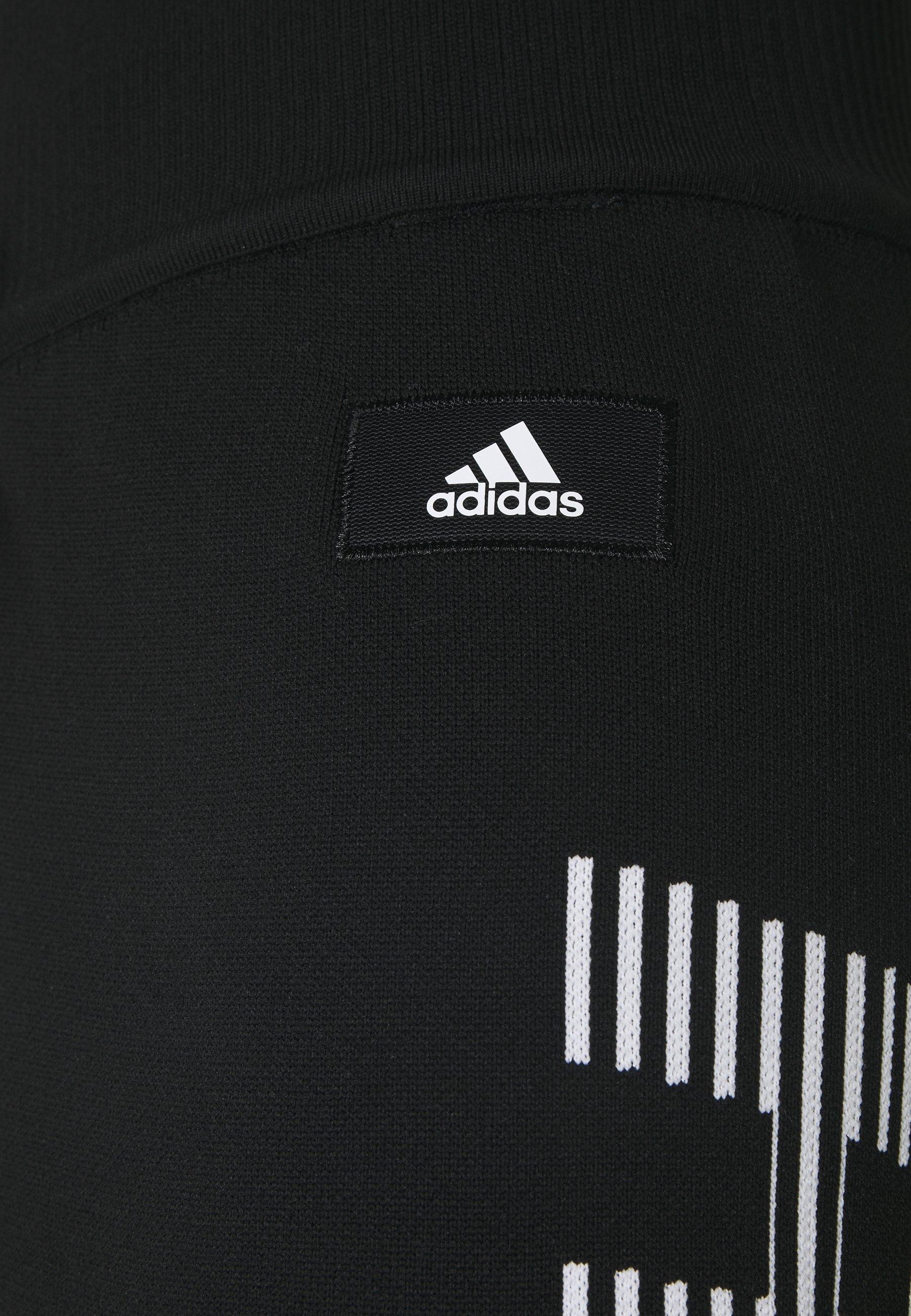 adidas Performance Tracksuit bottoms - black QK260