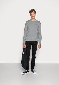 Levi's® - ORIGINAL TEE - Maglietta a manica lunga - grey heather - 1