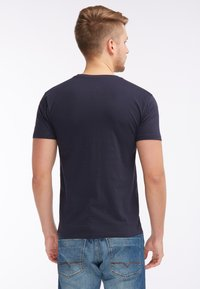 SOULSTAR - Print T-shirt - marine - 2