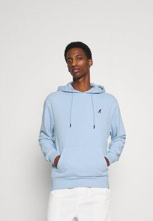 MANHATTEN HOODY - Sweater - blue