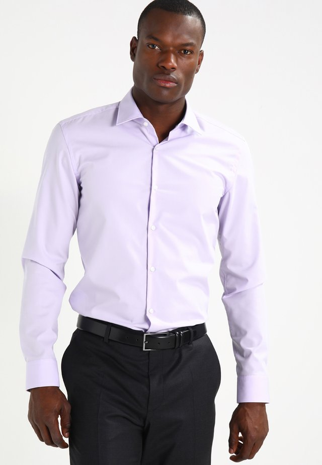 JENNO SLIM FIT - Businesshemd - lilac