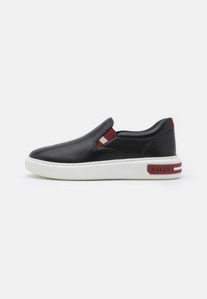 MYA - Sneakers basse - black