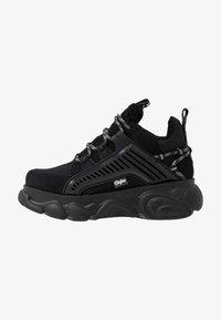 Buffalo - HIKE - Sneaker low - black - 1