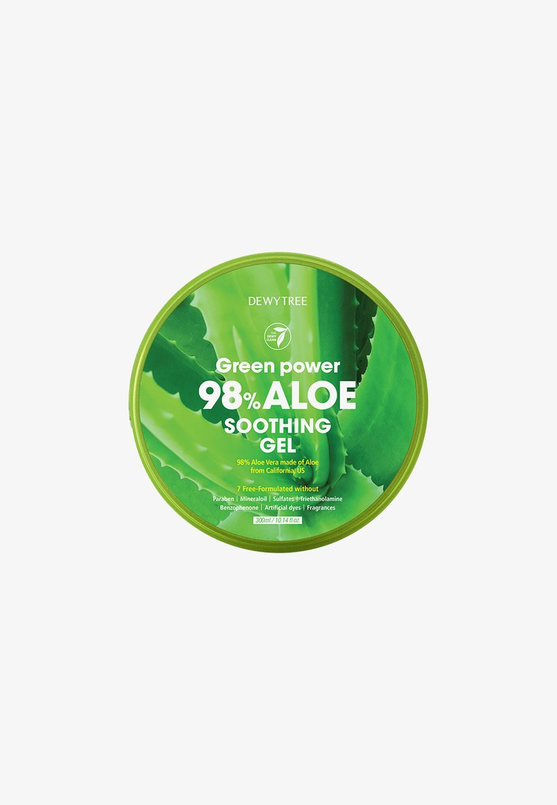 DEWYTREE - GREEN POWER ALOE GEL - Dagcrème - -