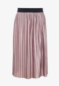 Bruuns Bazaar - PENNY CECILIE SKIRT - A-line skirt - creamy rosa - 3