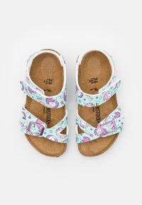 Birkenstock - COLORADO KIDS UNICORN - Sandals - seafoam - 3
