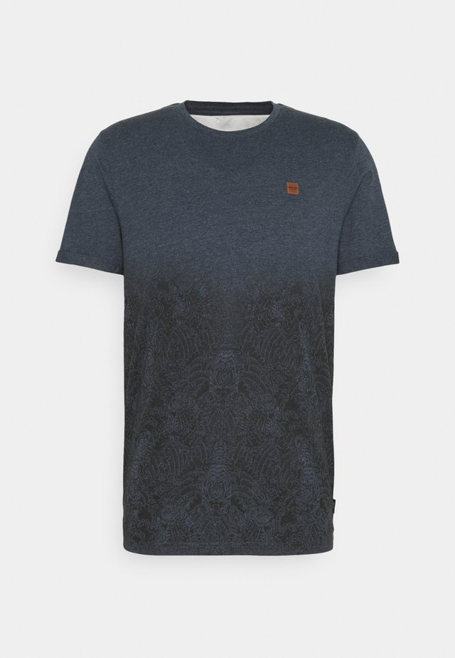 DAY JAPAN - T-shirt med print - navy mix